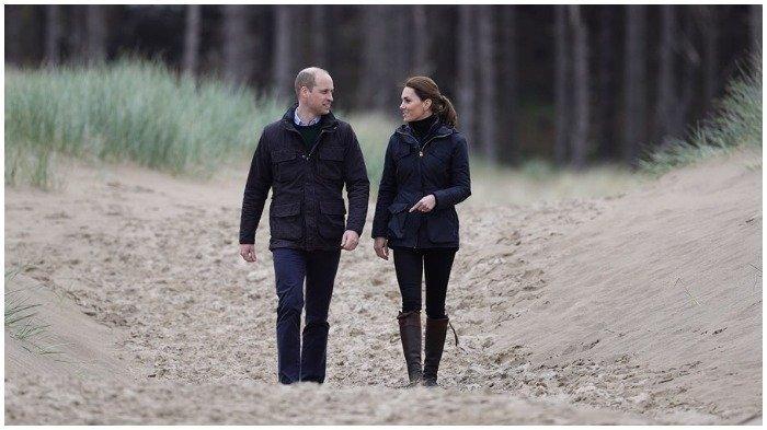 Buka Suara soal Tuduhan Kerajaan Inggris Rasialis, Pangeran William:  Kami Bukan Keluarga Rasialis
