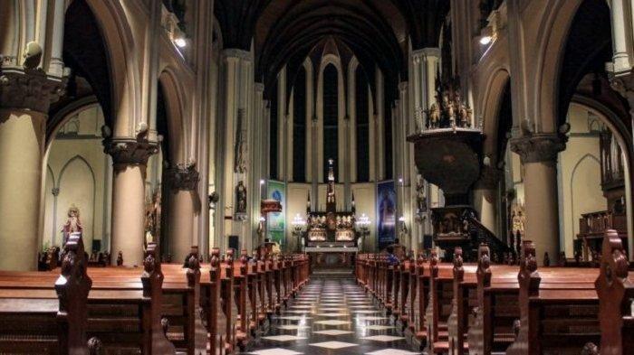 Daftar Live Misa Online Sabtu Minggu 17-18 Oktober 2020, Lengkap Link Berbagai Gereja Katedral