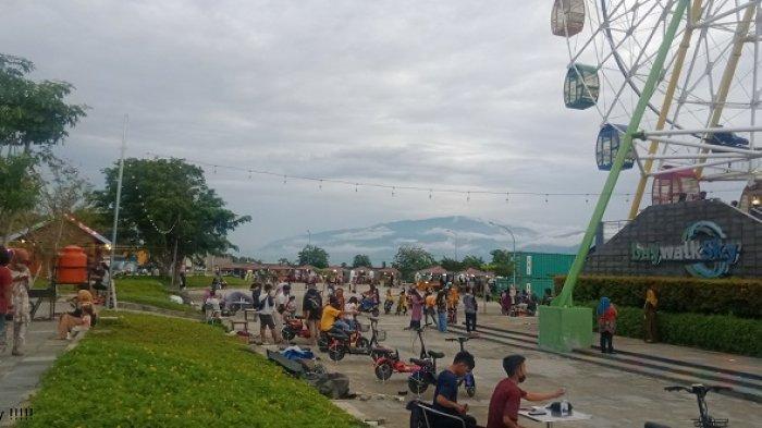 Pengunjung CitraLand Palu Tak Keberatan Pemberlakuan Tarif Parikir