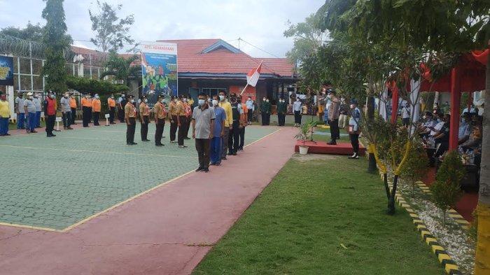 Tingkatkan Pengawasan, Kanwil Kemenkumham Sulteng Bentuk 6 Kelompok Antinarkoba