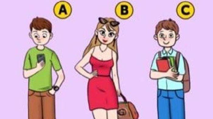 Tes Kepribadian: Menurutmu Mana yang Paling Kaya dari Ketiga Remaja Ini? Pilihanmu Ungkap Karaktermu