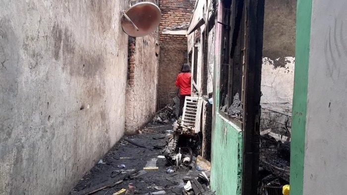 Jadi Korban Tewas dalam Kebakaran di Matraman, Pasutri Ini Ditemukan dalam Keadaan Berpelukan