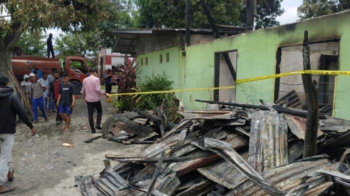 Satu Bangunan di Sidondo 1 Sigi Ludes Terbakar, Kerugian Ditaksir Rp 200 Juta