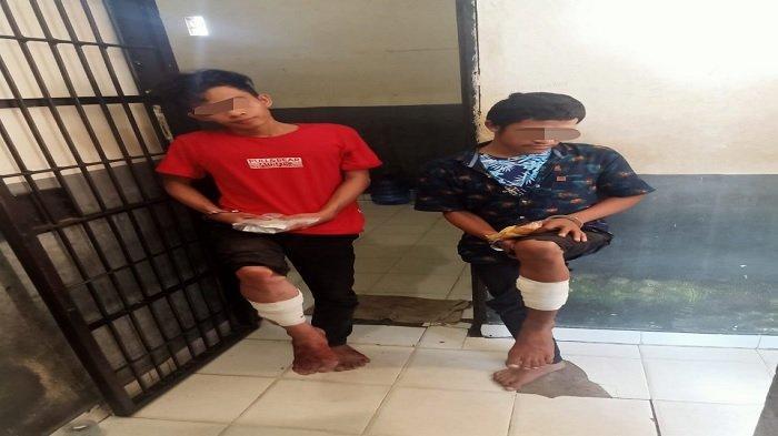 Mencuri di Kos-kosan, Dua Pria di Kota Palu Ditembak Polisi