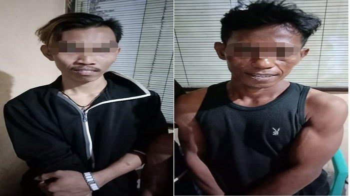 Dua Pria asal Kelurahan Kamonji Kota Palu Ditangkap Polisi karena Diduga Menyalahgunakan Narkoba