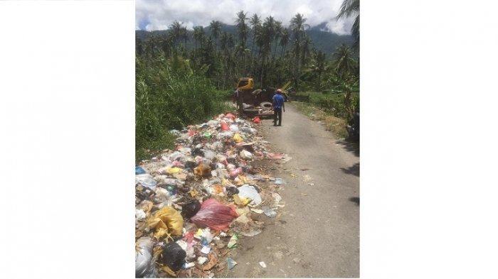 Warga Keluhkan Sampah Kotoran Hewan, Lurah Duyu: Bukan Ternak Penduduk Kami