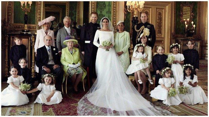 Ratu Elizabeth II Dikaruniai Cucu Keenam, Ini Urutan Garis Takhta Keluarga Kerajaan Inggris