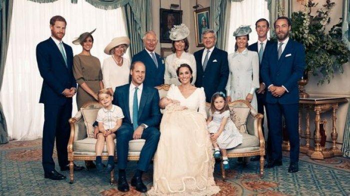 Ini Garis Takhta Kerajaan Inggris setelah Pangeran Harry Mundur, Siapa Penerus Ratu Elizabeth II?