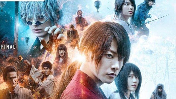 Rurouni Kenshin The Final Bakal Tayang di Netflix Indonesia 18 Juni 2021, Begini Sinopsis Sekuelnya!