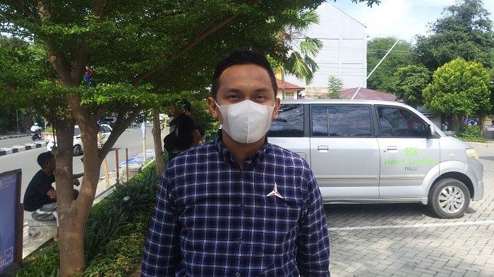 Kepala Badan Komunikasi Strategis Partai Demokrat Sulawesi Tengah Taufan
