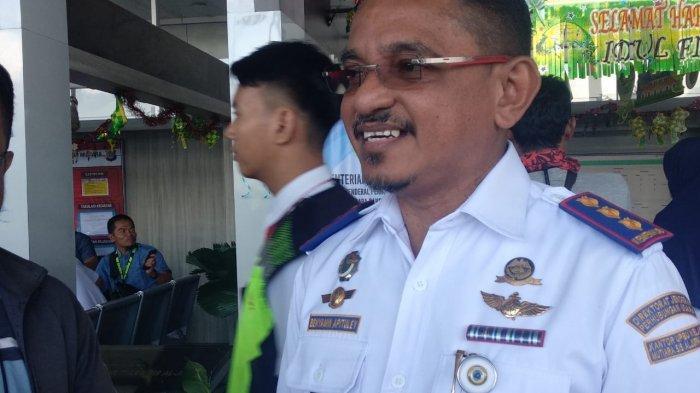Puncak Arus Mudik di Bandara Palu Diprediksi H-3 Lebaran, Pemudik Diimbau Berangkat Lebih Awal