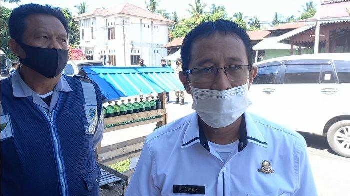 Penyekatan di Pos PPKM, Sudah 30 Pengendara Mau Masuk Palu Disuruh Putar Balik Petugas