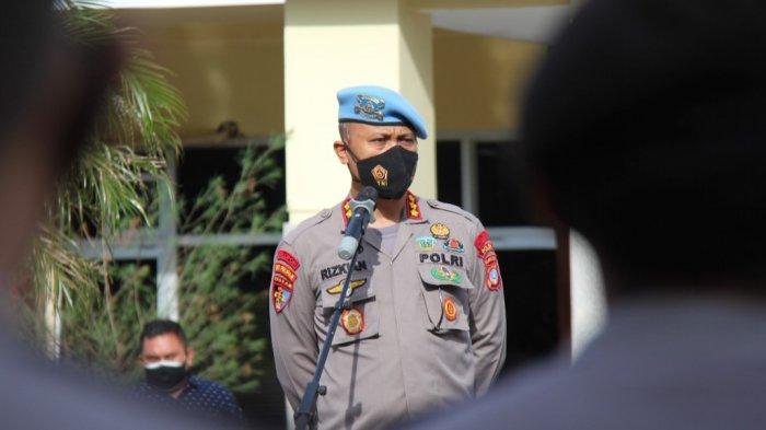 Kabid Propam Polda Sulteng ke PolresPalu, Ingatkan Tiga Pelanggaran yang Berujung Pemecatan