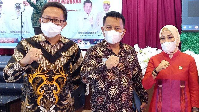 Dukung Program BNN, DPRD Kota Palu Siapkan Ranperda P4GN
