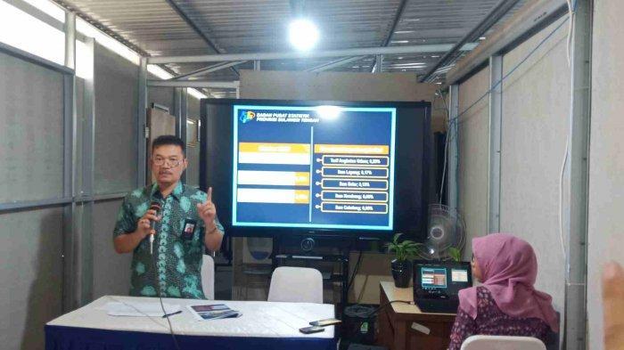 Lima Kali Deflaksi, BPS Sulteng Sebut Pengendalian Harga di Palu Setelah Bencana Sangat Luar Biasa
