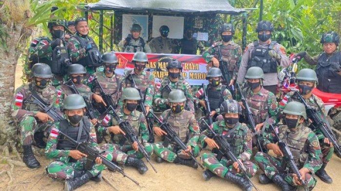 Kapolda dan Danrem Lanjut Perburuan Teroris MIT di Wilayah Poso Pesisir Utara