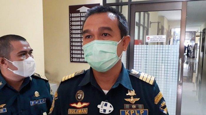 Kepala KUPP Luwuk Suleman Langge