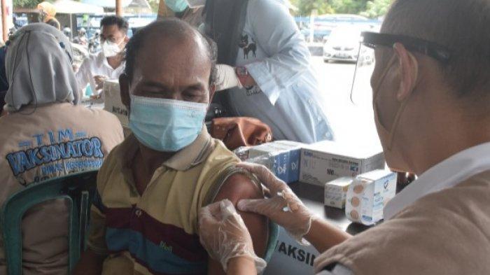 Vaksinasi Merdeka Polres Palu Diikuti 513 Orang, Dari Pesantren dan Rumah Ibadah