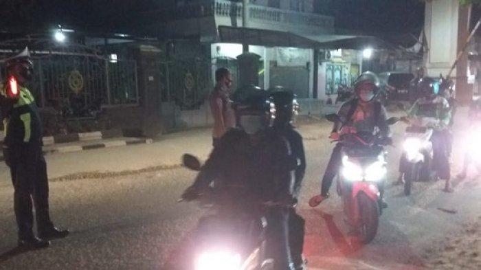 Jelang Idulfitri, Polisi di Sigi Tingkatkan Pengamanan di Jalur Palu - Kulawi