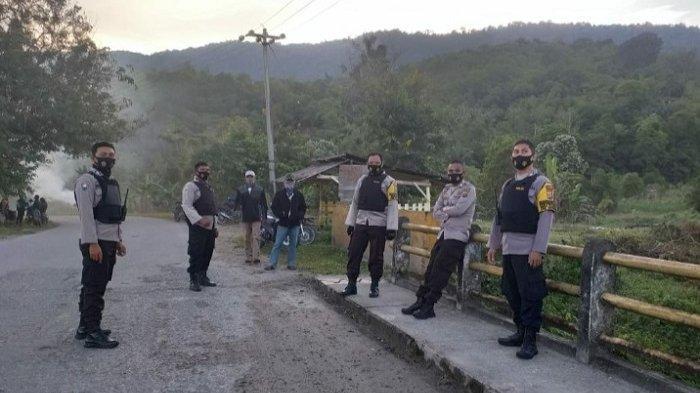 Jadi Lokasi Balap Liar di Bulan Puasa, Polisi Bersenjata Lengkap Patroli di Jembatan Gumbasa Sigi