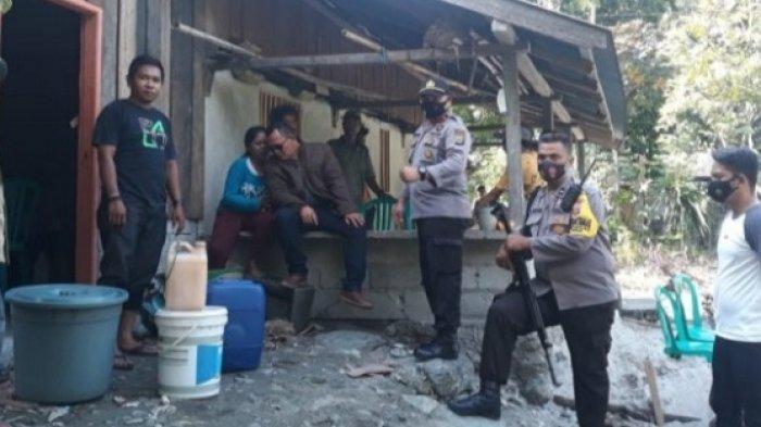 Warga di Dolo Sigi Digerebek Polisi karena Jual Cap Tikus Jelang Ramadhan