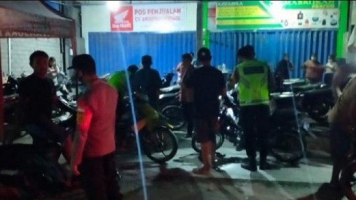 Tidak Lengkapi Surat Motor, 50 Pengendara di Palu Terjaring Razia