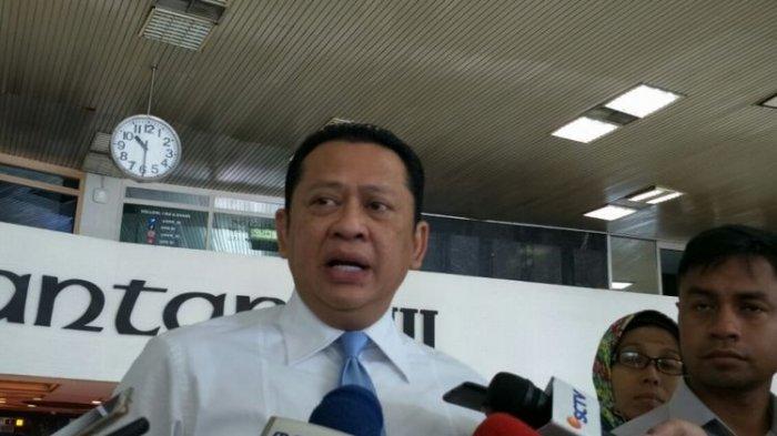 Ketua DPR Minta Pengusaha Tak Khawatir Jelang Penetapan Hasil Pemilu 2019