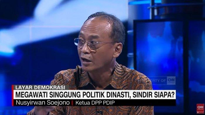 Megawati Soekarnoputri Singgung Soal Dinasti Politik, Ketua DPP PDIP: Mengingatkan Diri Sendiri