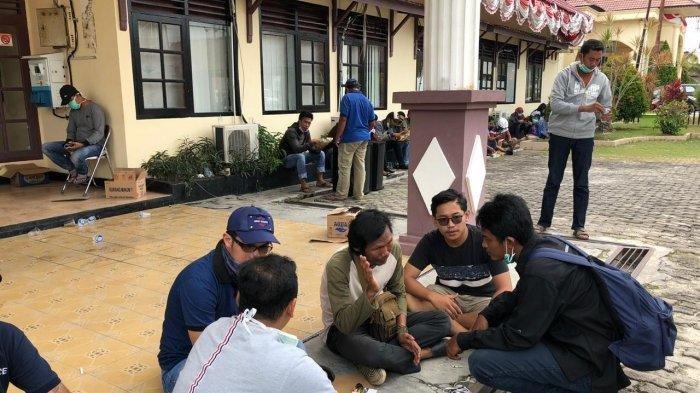 Tolak WNI Dari Wuhan, Mahasiswa di Natuna Siapkan Massa Demo Lebih Besar untuk Protes Pemerintah