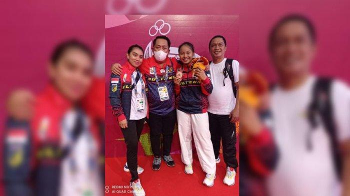 Atlet Karate Sulteng Kembali Raih Medali Perunggu di PON Papua