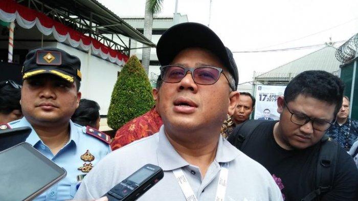 Soal Kericuhan Pasca Pemilu 2019, Ketua KPU: Jangan Selesaikan di Jalanan
