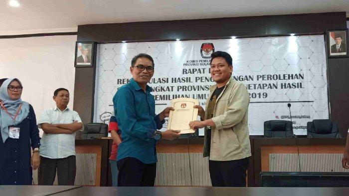 KPU Sulteng Rampungkan Rekapitulasi, Hasil Penghitungan Dikirim ke Jakarta Senin Sore