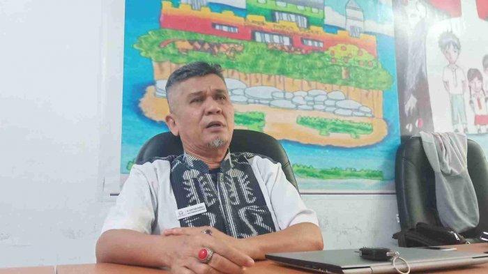 Ombudsman Soroti Bantuan Perahu bagi Nelayan Kelurahan Lere yang Datang Dalam Kondisi Rusak