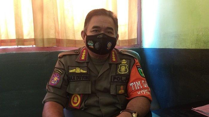 Masuk Kompleks Kantor Wali Kota Palu Harus Cek Suhu, Satgas Yustisi: Kasus Covid-19 Sedang Naik