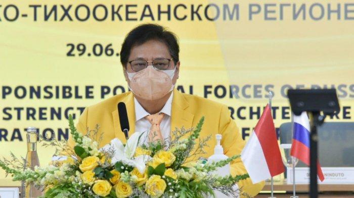 Gelar Forum ASEAN-Rusia, Airlangga Hartarto: Perluasan Kerjasama Perlu untuk Stabilitas Ekonomi