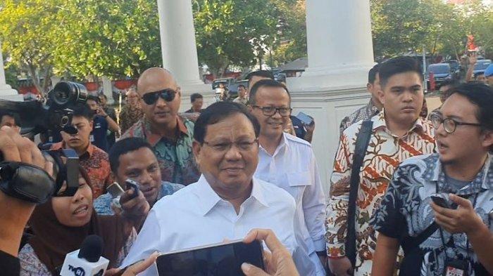 Prabowo Ditunjuk Presiden Jokowi Menjadi Menteri Bidang Pertahanan