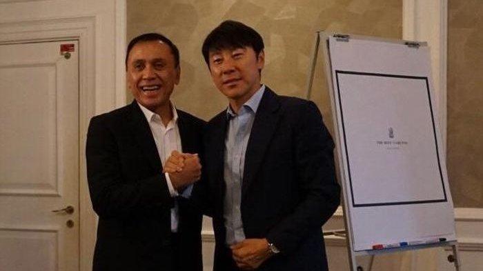 Dapat Tawaran dari PSSI, Cina dan Jepang, Shin Tae-Yong Putuskan Nasib dalam 2 Minggu ke Depan