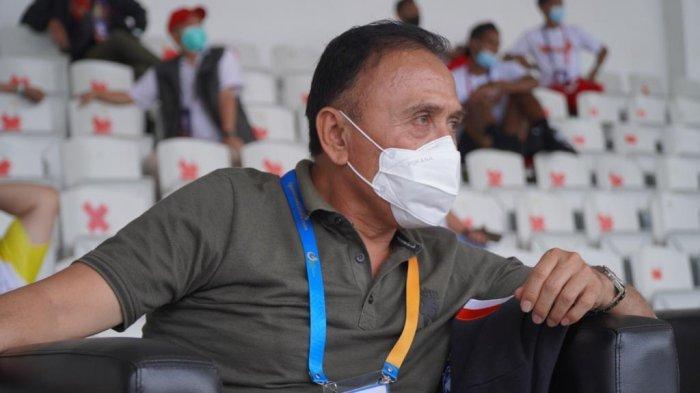 Setelah Hadiri Pembukaan PON XX di Papua, Ketum PSSI Tinjau Jalannya Prokes Liga 2 di Jakarta