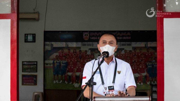 Rayakan Ultah PSSI ke-91, Ketum Iwan Bule Lakukan Kunjungan Napak Tilas ke Solo