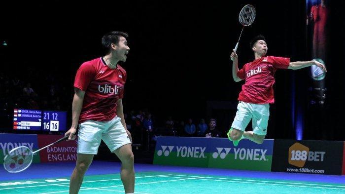 Jadwal Lengkap Siaran Badminton di Olimpiade Tokyo: Marcus Gideon/Kevin Sanjaya Tanding Sabtu Pagi