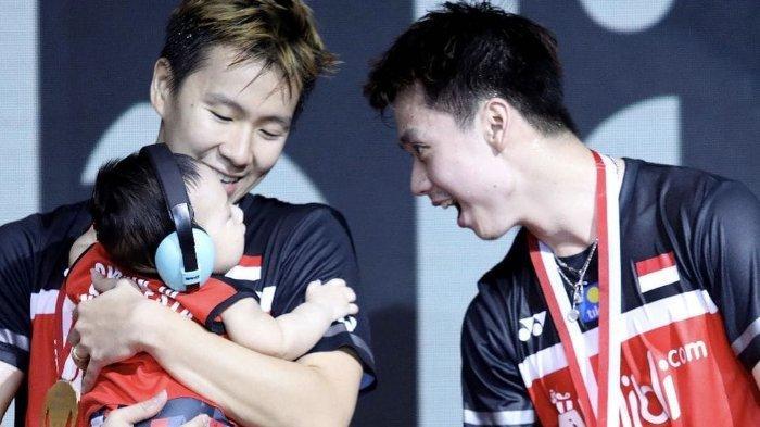 Daftar Pemain Indonesia di Singapore Open 2021: Marcus Gideon/Kevin Sanjaya Berlaga Awal Juni Nanti