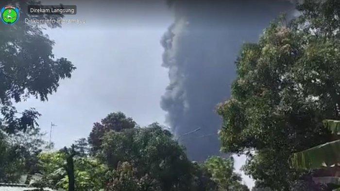 Diskominfo Indramayu telah melaporkan beberapa korban luka berat dan ringan yang telah dievakuasi ke rumah sakit terdekat.