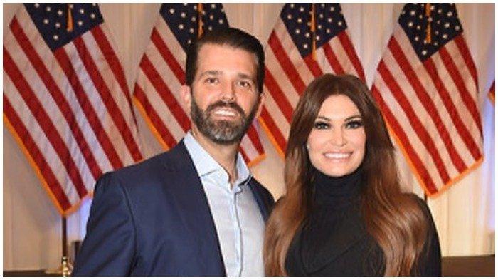 Kimberly Guilfoyle, Kekasih Putra Sulung Donald Trump, Dinyatakan Positif Covid-19 tanpa Gejala