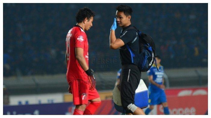 Bhayangkara FC Vs Persib Bandung 0-0, Teuku Muhammad Ichsan Puji Penampilan I Made Wirawan
