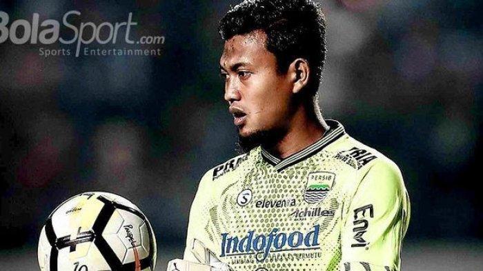 Kiper Persib Bandung, M Natshir Berulang Tahun Hari Ini, Kabarkan Perkembangan Positif Dirinya