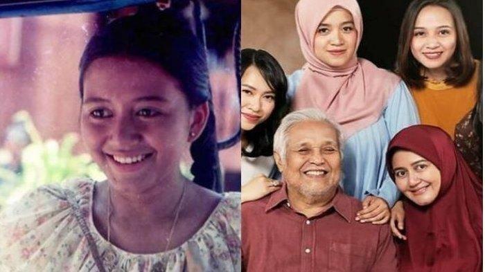 Ingat NoviaKolopaking? Pemeran Keluarga Cemara Ini Vakum Usai Nikahi Kiai, Kini Tampil Beda