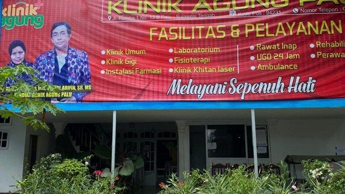 Merasa Difitnah soal Surat Kesehatan Palsu di Bandara Palu, DirekturKlinik Agung Tempuh Jalur Hukum