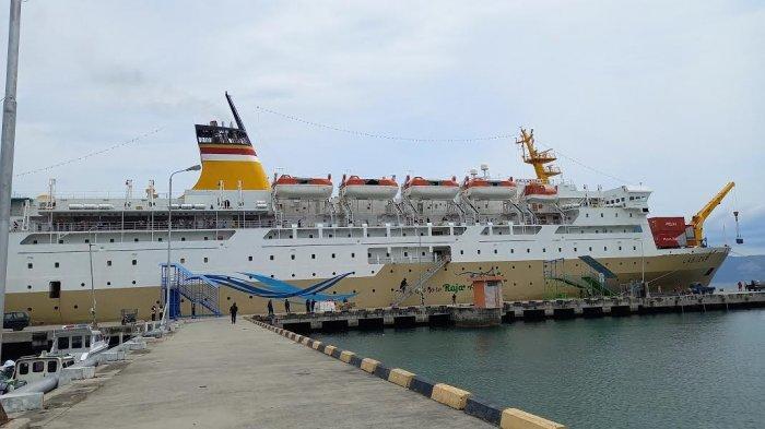 Beli Tiket Pelni Harus Kantongi Rapid Antigen, Begini Prosedurnya di Pelabuhan Pantoloan Palu