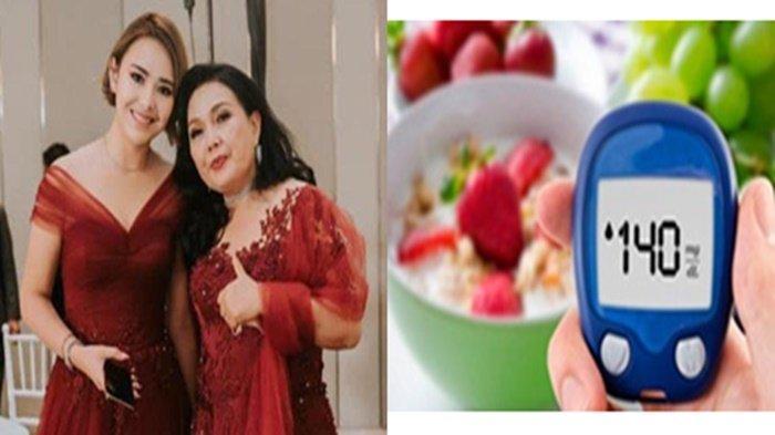 Ibunda Amanda Manopo Tutup Usia Karena Miliki Komorbid Diabetes, Apa Itu Diabetes?