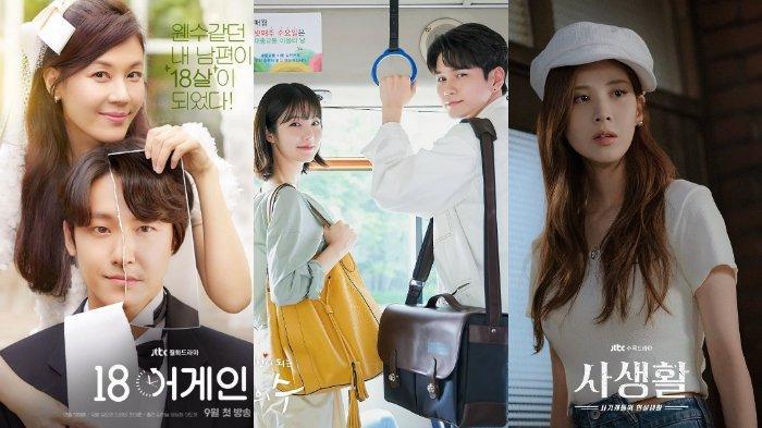 3 Drama Korea Ini Siap Tayang di JTBC September 2020: Ada Private Life yang Dibintangi Seohyun